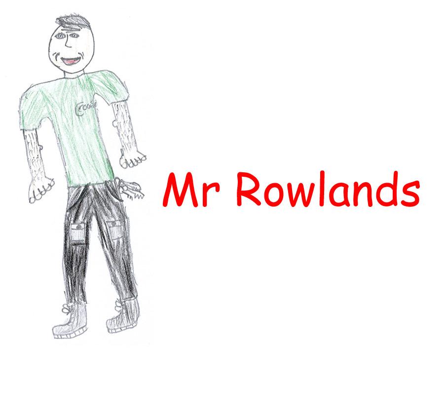 Image of Mr Rowlands - School Caretaker