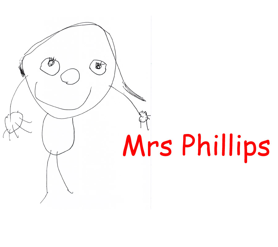 Image of Mrs Phillips and I teach Class 2 – Reception at Aberbargoed Primary School.