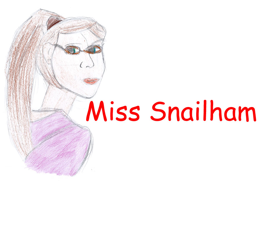 Image of Miss Snailham and I teach Class 8 – Year 6/5 at Aberbargoed Primary School