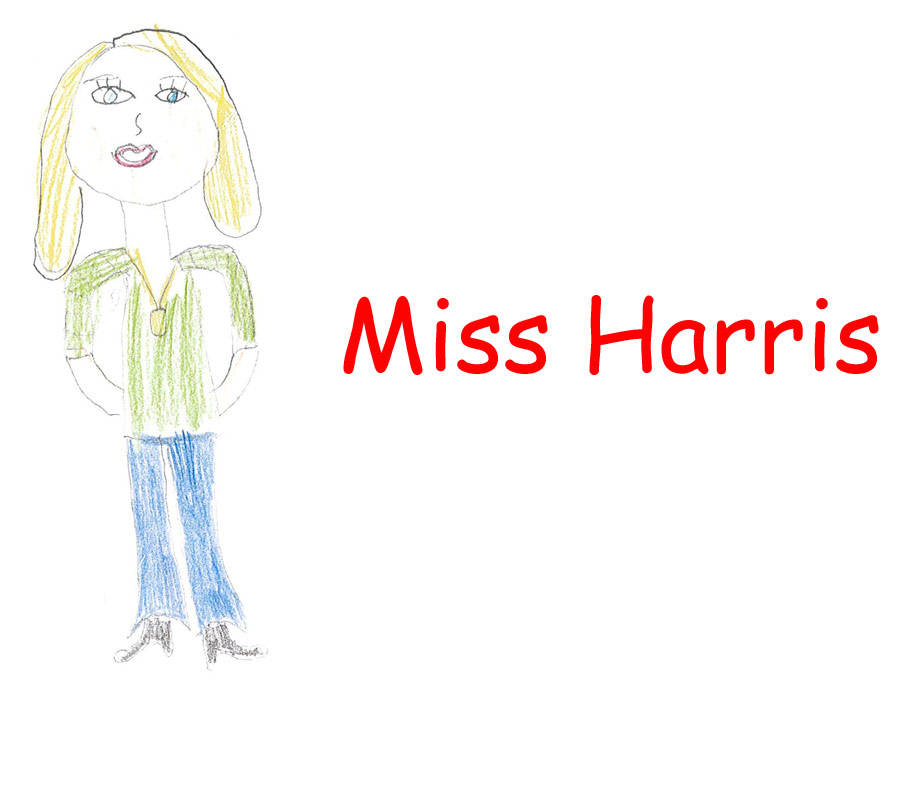 Image of Miss Harris year 4