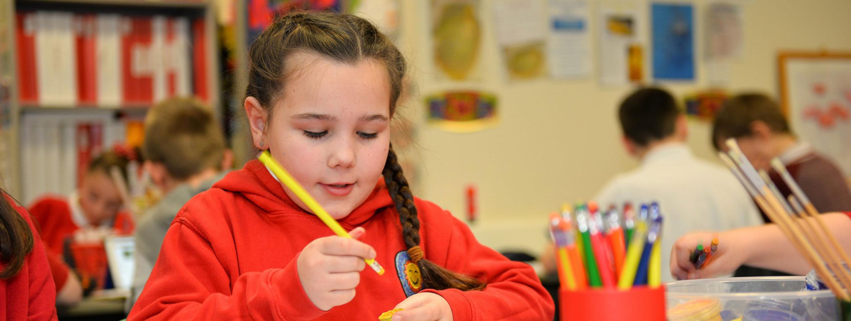 Image of Aberbargoed Primary School Pupil