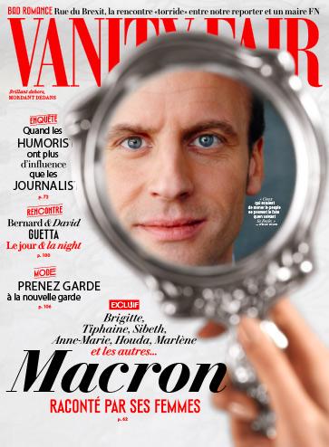 Macron raconté par ses femmes