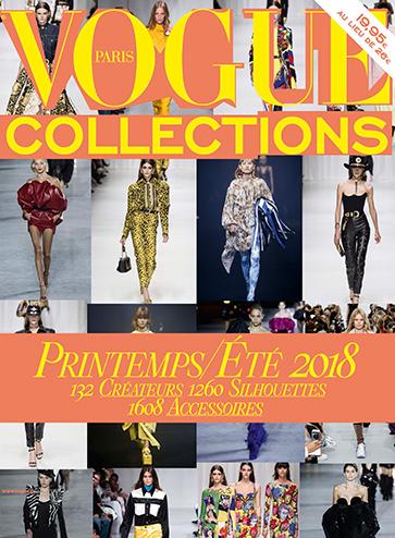 Vogue Collections Printemps Eté 2018