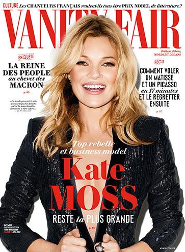 Vanity Fair Kate Moss