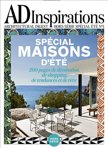 AD Inspirations Spécial maisons d'été
