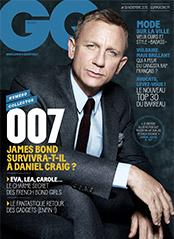 GQ magazine mai 2016
