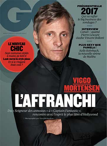 GQ Viggo Mortensen