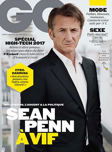 Sean Penn à vif