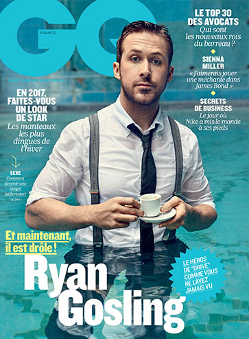 GQ Ryan Gosling