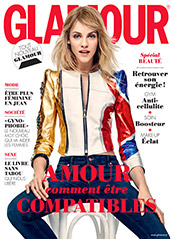 Magazine Glamour Avril 2016