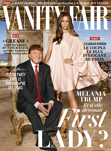 vanity fair août 2016 trump