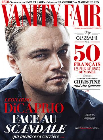 Leonardo Dicaprio les 50 français les plus influents du monde