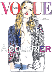 Vogue A Colorier