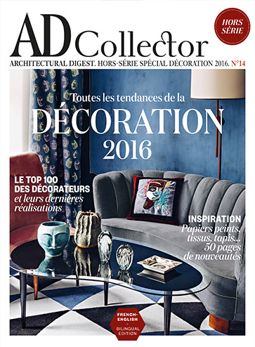 AD Collector Décoration 2016