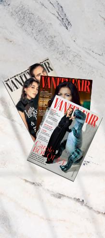 Offre sans engagement Vanity Fair - Format Digital