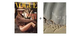 Abonnement 2 ans Vogue + le drap de plage en cadeau