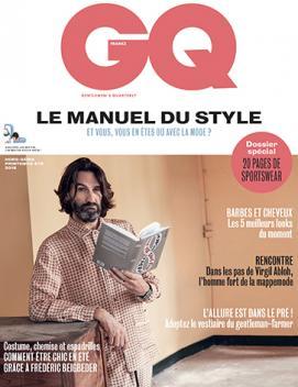 Manuel du Style n°12 - GQ