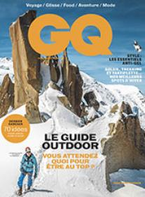 GQ Le Guide outdoor
