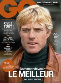 GQ Magazine Robert Redford