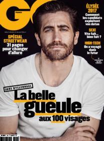 GQ Magazine Jake Gyllenhall