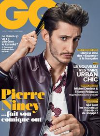 Pierre Niney...fait son comique out