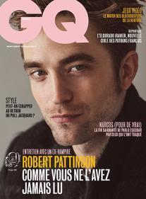 Robert Pattinson comme vous ne l'avez jamais lu