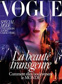 La beauté transgenre