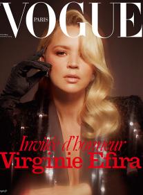 Vogue 1003 : invitée d'honneur Virginie Effira
