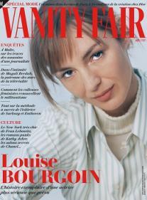 Vanity Fair 87 : Louise Bourgoin