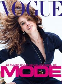 Vogue 1009 - Le plaisir d'une nouvelle saison de mode