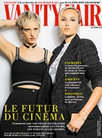 Vanity Fair : Julia Ducournau et Agathe Rousselle