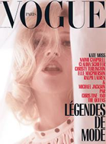 Vogue n°990 - Septembre 2018 - Légendes de mode