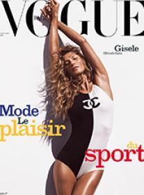 Vogue 998 : Gisele Bündchen