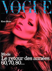 Vogue 999 : Kate Moss