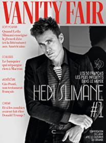 Vanity Fair N°64 - Hedi Slimane