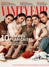 Vanity Fair N°66 - Les 10 femmes françaises qui font bouger le cinéma