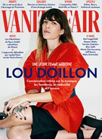 Vanity Fair N°67 - Lou Doillon