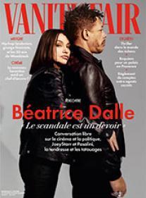 Vanity Fair 71 : Béatrice Dalle