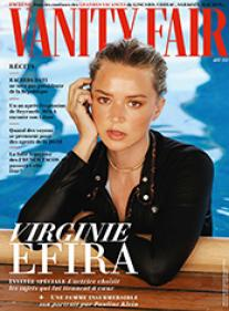 Vanity Fair 92 : Virginie Efira