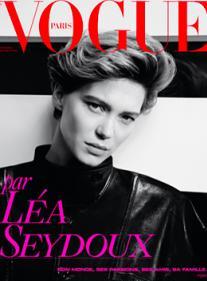 Vogue 1013 : par Léa Seydoux