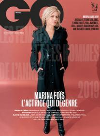 Marina Foïs : L'actrice qui dégenre