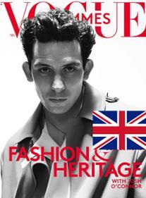 Vogue Hommes 33 : Fashion & Heritage