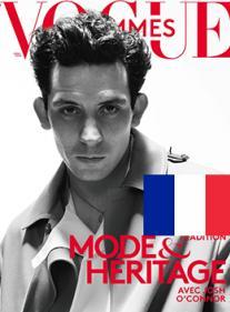 Vogue Hommes 33 : Mode & Héritage