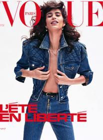 Vogue 1008 - L'été en liberté