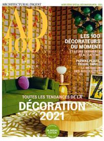 AD 100 : Décoration 2021
