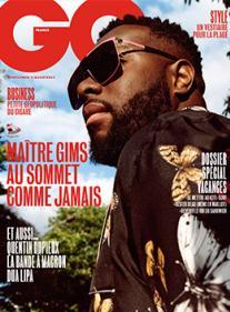 GQ N°121 - Maître Gims au sommet comme jamais