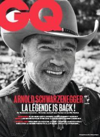 GQ n°132 : Arnold Schwartzenegger