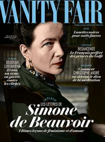 Simone de Beauvoir - Vanity Fair 57