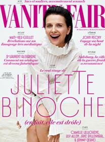 Juliette Binoche - Vanity Fair 58