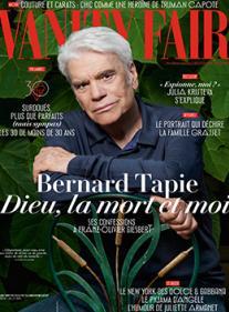 Vanity Fair n°59 - Bernard Tapie